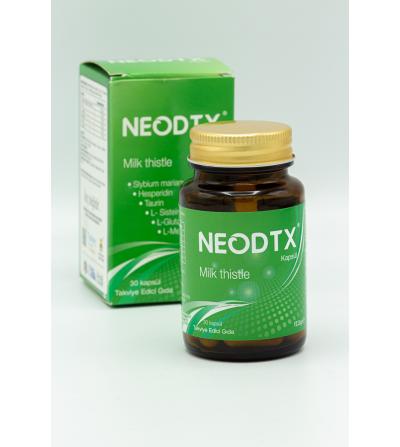 Neodtx Detoks 30 Kapsül